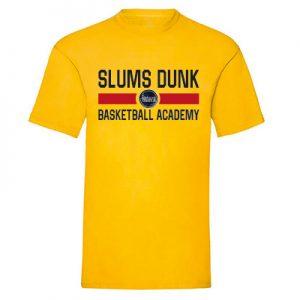 maglietta gialla SD