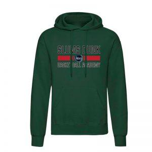 felpa verde SD