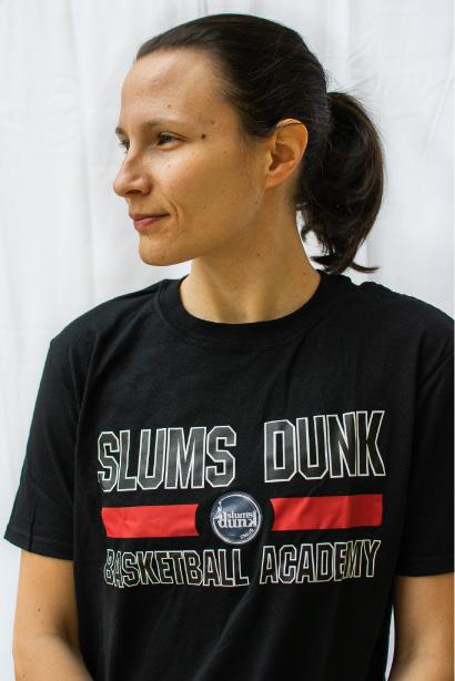 Giorgia maglietta nera